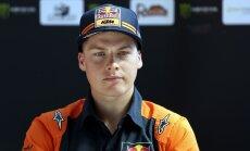 Jonass finišē ceturtajā vietā PČ posmā un zaudē līdera godu kopvērtējumā