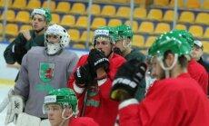 'Liepājas' hokejisti izšķirošajā Kontinentālā kausa otrās kārtas mačā zaudē Lielbritānijas čempionei Notingemas 'Panthers'