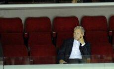 Савицкис: дали возможность Сейейсу проявить себя как тренеру