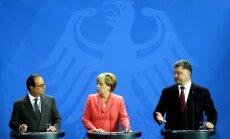 Septembrī ES varētu pastiprināt sankcijas pret Krieviju, paziņo Ukraina