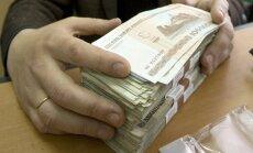 Krievijas rubļa vērtība sasniedz septiņos mēnešos augstāko līmeni