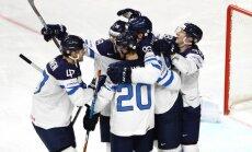 Krievija 'Eirotūres' spēlē zaudē Somijai, Čehija uzvar Zviedriju