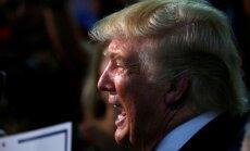 Tramps izsaka nožēlu par debašu karstumā pausto