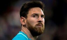 'Barcelona' vadība noraizējusies, ka konkurenti par Mesi varētu samaksāt 700 miljonus