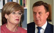Vēl nevienojas par jaunu 'Oligarhu lietas' parlamentārās izmeklēšanas komisijas vadītāju