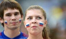 ES dalībvalstis vēlas apturēt Krievijas dalību FIFA un UEFA