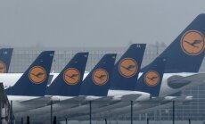 Пилоты Lufthansa продолжат забастовку 29 и 30 ноября