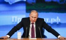 Putins kritizē Somijas prezidentu par Krievijas amatpersonu neielaišanu valstī