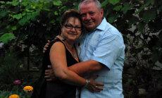 Paturēt klēpī brālīti un nākamreiz tikties pēc 55 gadiem – Tamāras un Viktora atkalredzēšanās prieks