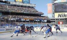 """Чемпионат НХЛ: Гиргенсонс поучаствовал в """"Зимней классике"""""""