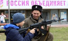Okupētajā Krimā sāk atņemt iepriekš masveidā piešķirtās Krievijas pases