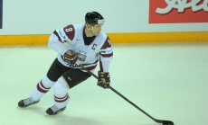 Ozoliņš iekļauts starp Latvijas izlases kandidātiem Soču Olimpiādei