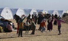 Turcija evakuē Sīrijas robežas tuvumā esošas pilsētas iedzīvotājus