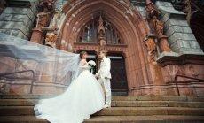 Ne tikai kuplā kāzu kleita. Sešu pāru pieredze ar citādām gredzenu mīšanām