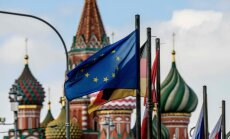 Igaunijas ārlietu ministrs: Krievijas darbības ierobežo Eiropas kontaktus ar Maskavu