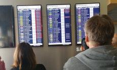 Lidostā 'Rīga' pārbaudītā AAE vēstniece devusies prom, nevis uz Latviju