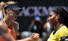 Шарапова проиграла Серене в 18-й раз подряд и выбыла из Australian Open