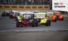 Ziemeļeiropas un Baltijas autošosejas sezonas atklāšanas posms Biķerniekos