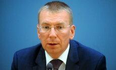 Rinkēvičs aicina Moldovu aktīvi īstenot nepieciešamās reformas