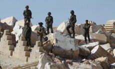 США: боевики ИГ вероятно захватили в Пальмире средства ПВО