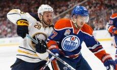 Oscar Klefbom Edmonton Oilers, Zemgus Girgensons Buffalo Sabres