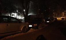 Месиво вместо газона, или Когда парковку во дворе приходится делить с гостями Arēna Rīga