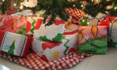 kā iesaiņot dāvanas