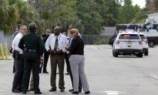 Apšaudē Floridā vismaz pieci bojāgājušie