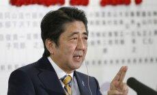 Strīds par Kuriļu salām: Japāna vēlas turpināt sarunas ar Krieviju