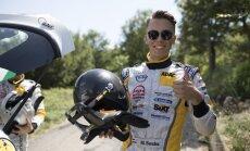 Rallija braucējs Sesks izcīna uzvaru junioru ieskaitē Romas ERČ posmā