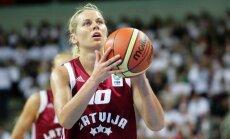 Jēkabsone-Žogota arī šogad nepalīdzēs Latvijas izlasei