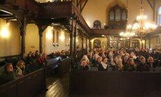 Aicina uz Adventes mūzikas svētkiem Rīgas baznīcās