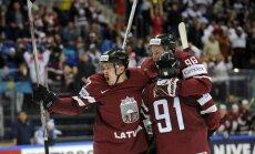 IIHF nenopietnais rangs: 'Bičevskis' latviski nozīmē 'lielākie bicepsi'