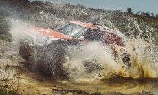 Dakaras rallijs turpina sarukt: saīsina arī septīto ātrumposmu