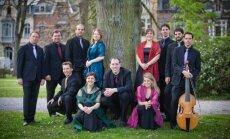 16. Baha kamermūzikas festivālu atklās beļģu ansamblis 'Vox Luminis'