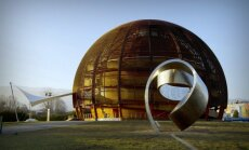 Foto: Lielais hadronu paātrinātājs darbosies ar divkāršu enerģiju
