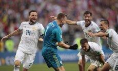 Великолепные сейвы Акинфеева помогли России одержать историческую победу над Испанией