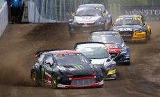 'World RX' čempionāta posmā Rīgā startēs 49 'Supercar' mašīnas