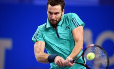 Latvian player Ernest Gulbis