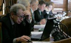 LTV: grūtībās tapušais Trauksmes cēlēju aizsardzības likums iestrēdzis Saeimā