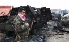 Irākas kurdi pārrāvuši aplenkumu ap Sindžāra kalnu