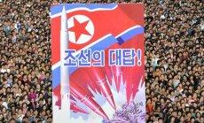 Ziemeļkorejas ārlietu ministrs: Tramps pieteicis karu Phenjanai