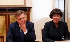 Premjers zinājis par ZZS ministru tikšanos ar Krievijas premjera vietnieku