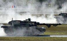 NATO dalībvalstis izstrādās plānus bruņojuma iegādei un līdzdalībai operācijās