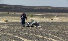Avots: Izmeklētāji 'par 90% pārliecināti', ka Ēģiptes aviokatastrofu izraisīja bumbas sprādziens