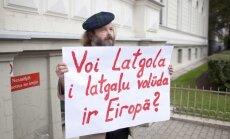 Par valsts naudu Latgalē nostiprina krievu valodu, uztraucas biedrība
