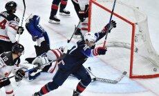 Американцы впервые за четыре года оставили сборную Канады без медалей чемпионата мира