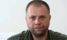 Doņeckas kaujinieku 'premjerministrs' Borodajs aizbēdzis uz Krieviju