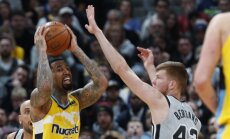 Bertāns paliek bez gūtiem punktiem 'Spurs' ceturtajā zaudējumā pēc kārtas