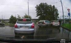 Apļveida krustojumu rekordists negadījumu skaita ziņā – Mūkusalas aplis